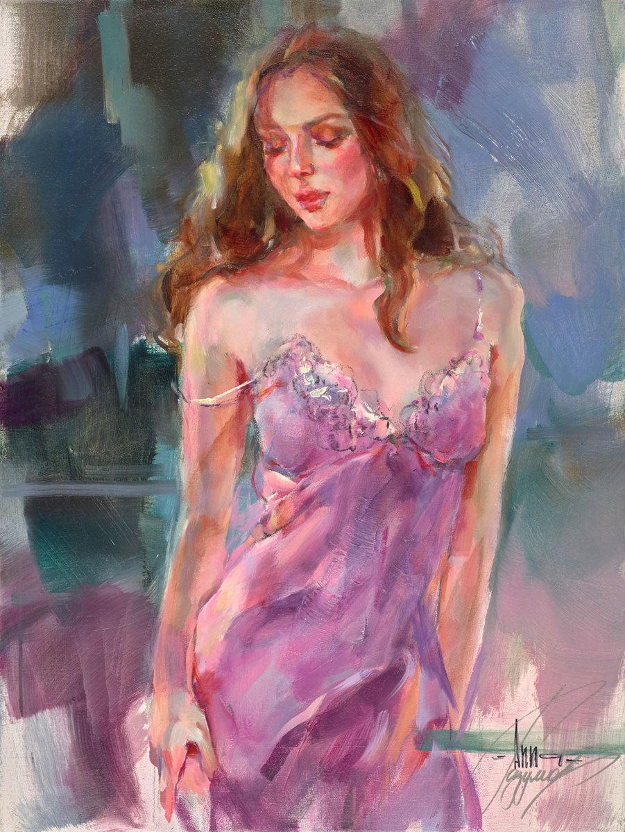 All For You by anna razumovskaya -  sized 18x24 inches. Available from Whitewall Galleries